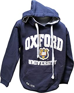 Official Oxford University Hoody - Official Apparel of the Famous University of Oxford