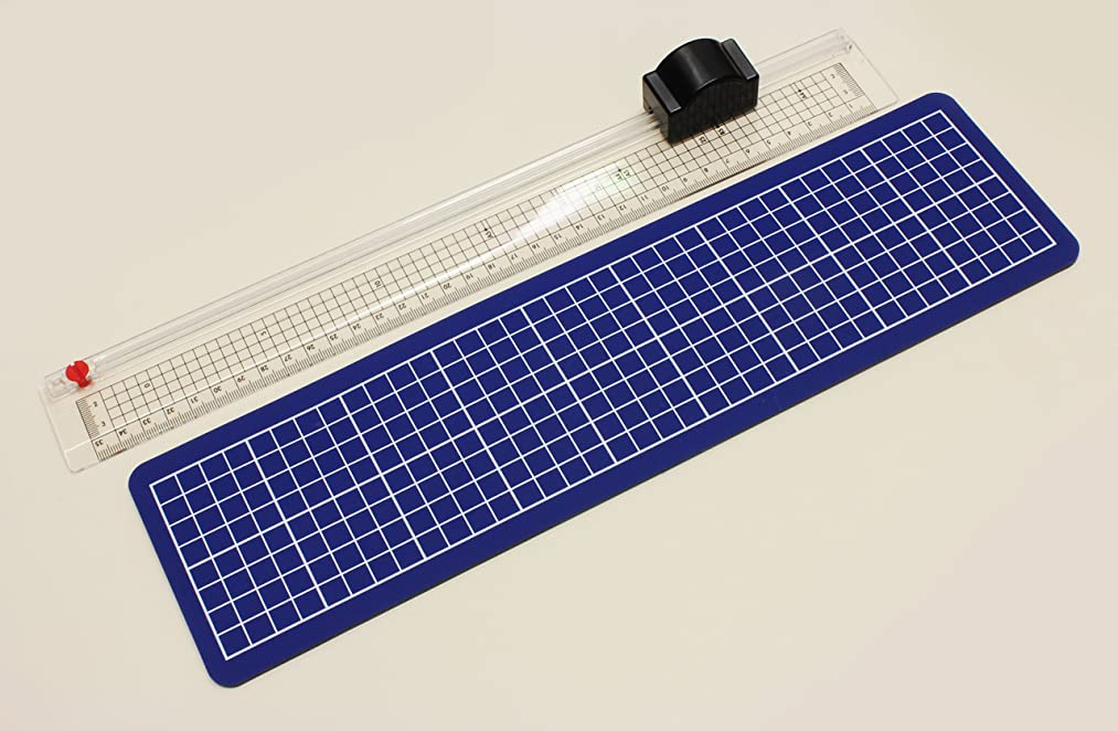 A4 A5 Precision Photo Paper Card Craft Rotary Cutter Cutting Trimmer Ruler & Mat