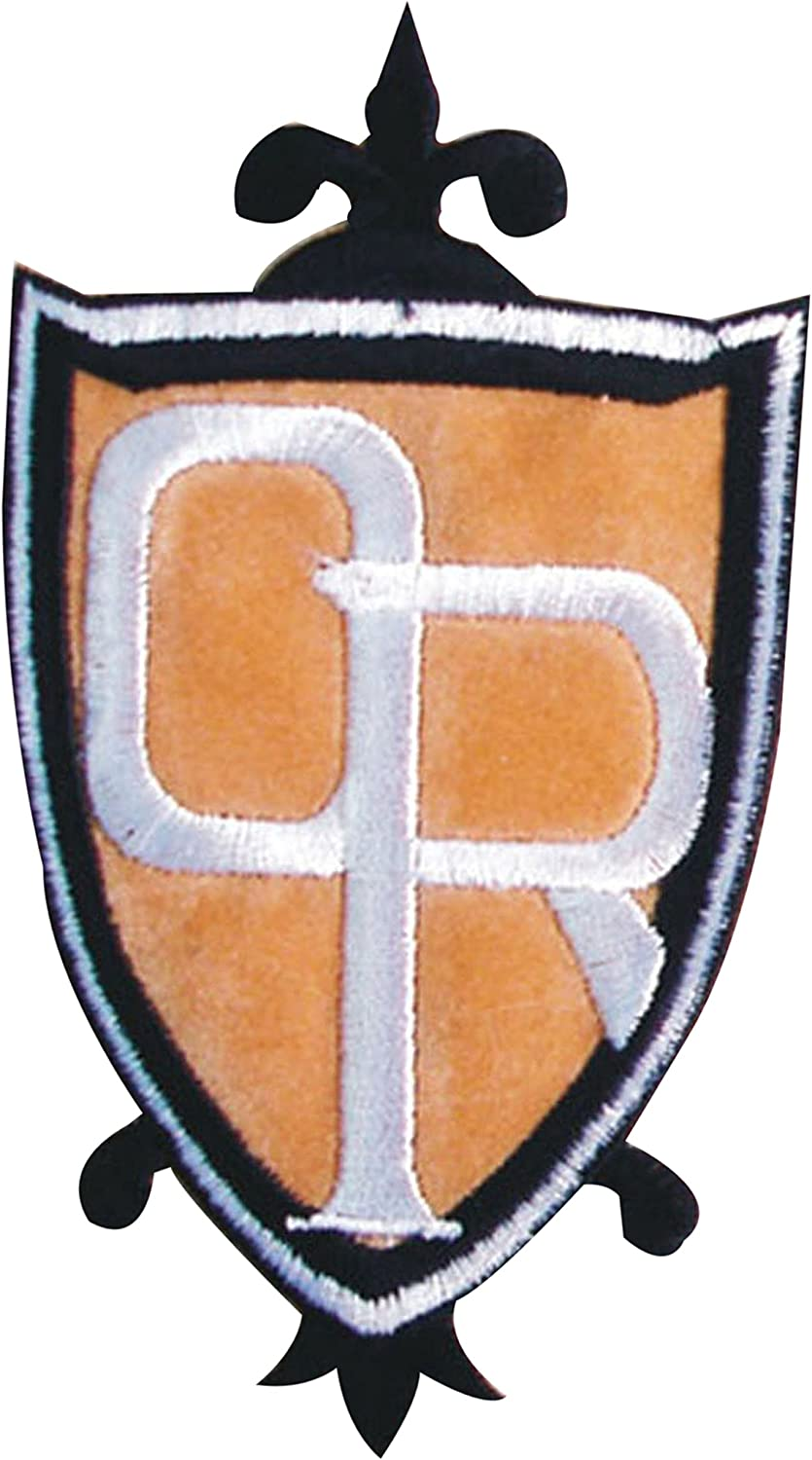 ZYHCOS Cosplay Accessories School Patch Overseas parallel import regular item Costume excellence Badge Embroidere