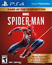 $35 » Marvel's Spider-Man: Game of The Year Edition - PlayStation 4