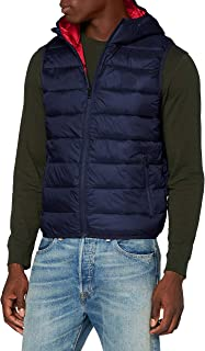 Jack & Jones Men's Jjemagic Body Warmer Hood Down Vest