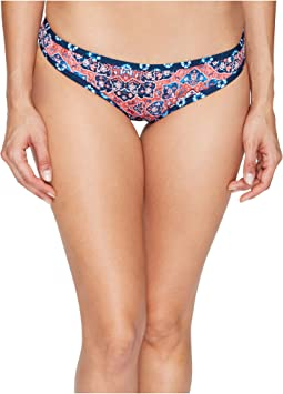 Lucky Brand - Festival Medallion Reversible Cheeky Hipster Bottom