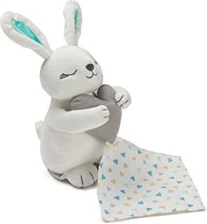 Summer Little Heartbeat Soother, Bunny