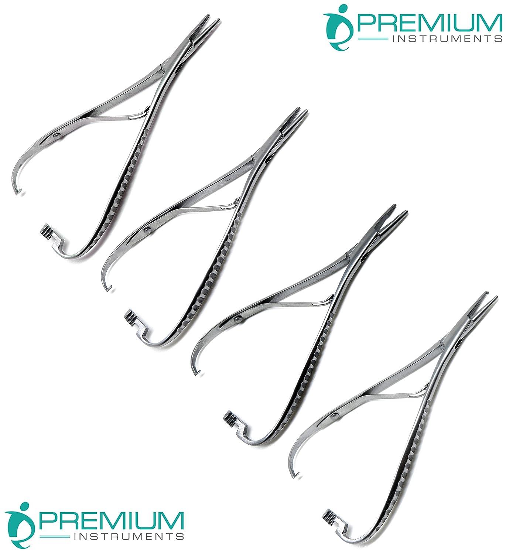 4 Max 50% OFF Pcs Gorgeous Dental Mathieus Elastomeric Notch Hook Standard Hol Needle