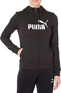 PUMA womens Essentials Hooded Jacket Fleece Jacket