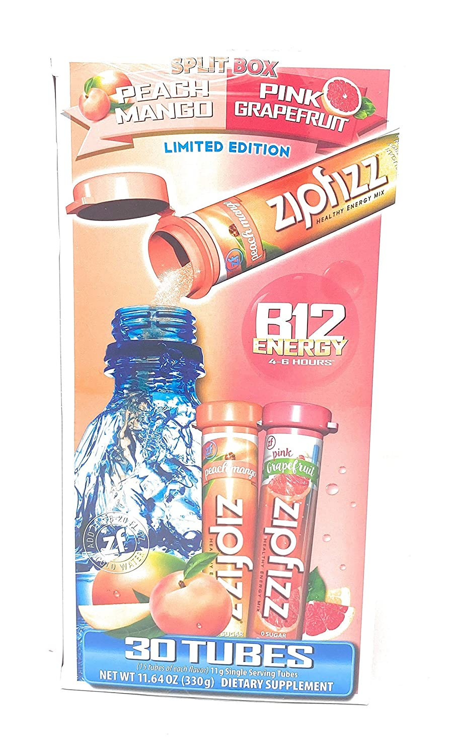Zipfizz All stores are sold Max 47% OFF Healthy Energy Drink Mix Hydration V Multi and B12 with