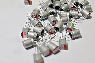 4 pcs Nichicon Polymer Capacitors 16V 270uF
