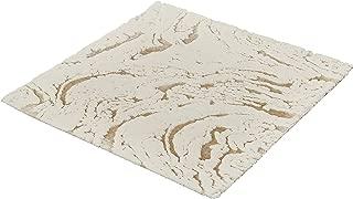 Kleine Wolke Bath Mat textilgesellschaft Everglades, Combination, Nature, 0.8x 60x 1cm