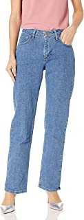 Riders by Lee Indigo Women's Relaxed Fit Straight Leg Jean