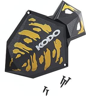 Dromida Upper Shell Black/Yellow Kodo Quadcopter