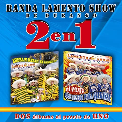 Mil Cartas by Banda Lamento Show on Amazon Music - Amazon.com