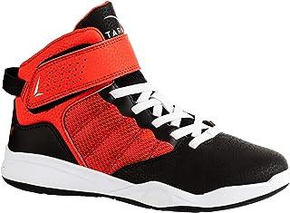 Tarmak 8515025 Se100 Easy Boys'/girls' Beginner Basketball Shoes