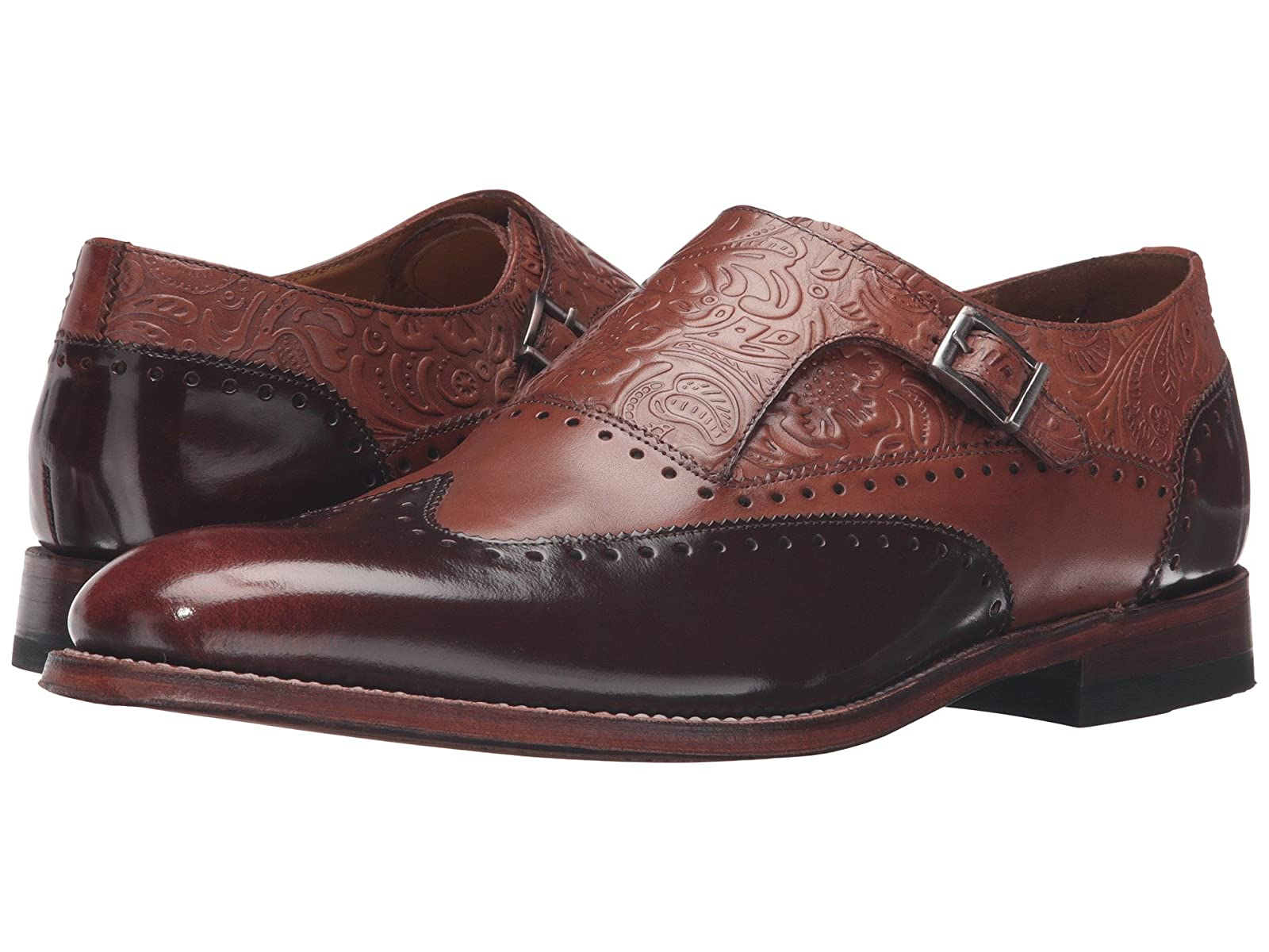 Stacy Adams Madison II Monk Strap WingtipAtmospheric grades have affordable shoes