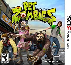 zombie games for 3ds