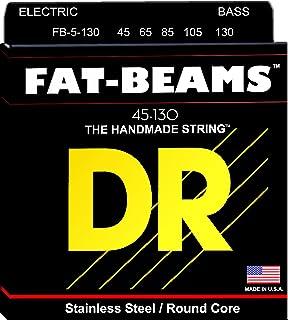 DR String FB5-130 Fat-Beam Juego Cuerdas Bajo