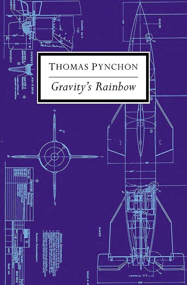 悲観的韓国申し立てられたGravity's Rainbow (Classic, 20th-Century, Penguin) (English Edition)