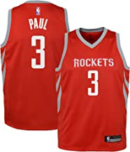 Outerstuff Chris Paul Houston Rockets #3 Red Kids 4-7 Road Player Jersey