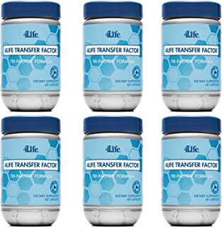 4Life Transfer Factor Tri-factor Formula (Pack of 6)