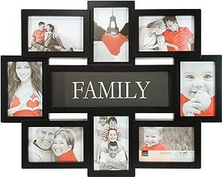 kieragrace Contemporary Collage-Frames, Black