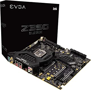 EVGA B360 Micro Gaming، LGA 1151، Intel B360، Nu Audio، SATA 6 جيجابايت/ثانية، USB 3.1 Gen2، USB 3.1 Gen1، mATX، Intel Motherboard DARK 131-CS-E399-KR