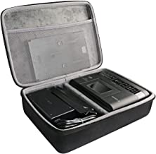 Hard Travel Case for Canon Selphy CP1200 / CP1300 Wireless Color Photo Printer by co2CREA