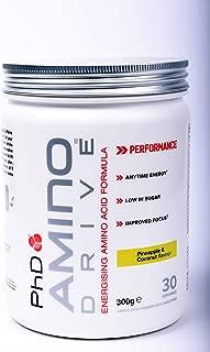 PhD Amino Drive Pineapple & Coconut Poweder, 300 gm