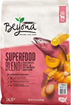 Purina Beyond Natural Adult Dry Dog Food – Superfoods Blend Formula & Small Breed Formula