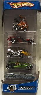 Hot Wheels 5-Car Gift Pack - Autogrfx
