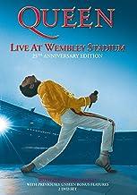 ライヴ・アット・ウェンブリー・スタジアム<25周年記念スタンダード・エディション> [DVD]