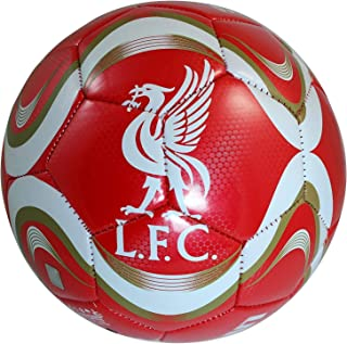 Liverpool F.C. Authentic Official Licensed Soccer Ball Size 5 -04