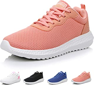 multi colored womens running shoes