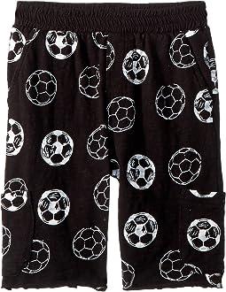 Soccer Ball Shorts (Toddler/Little Kids/Big Kids)