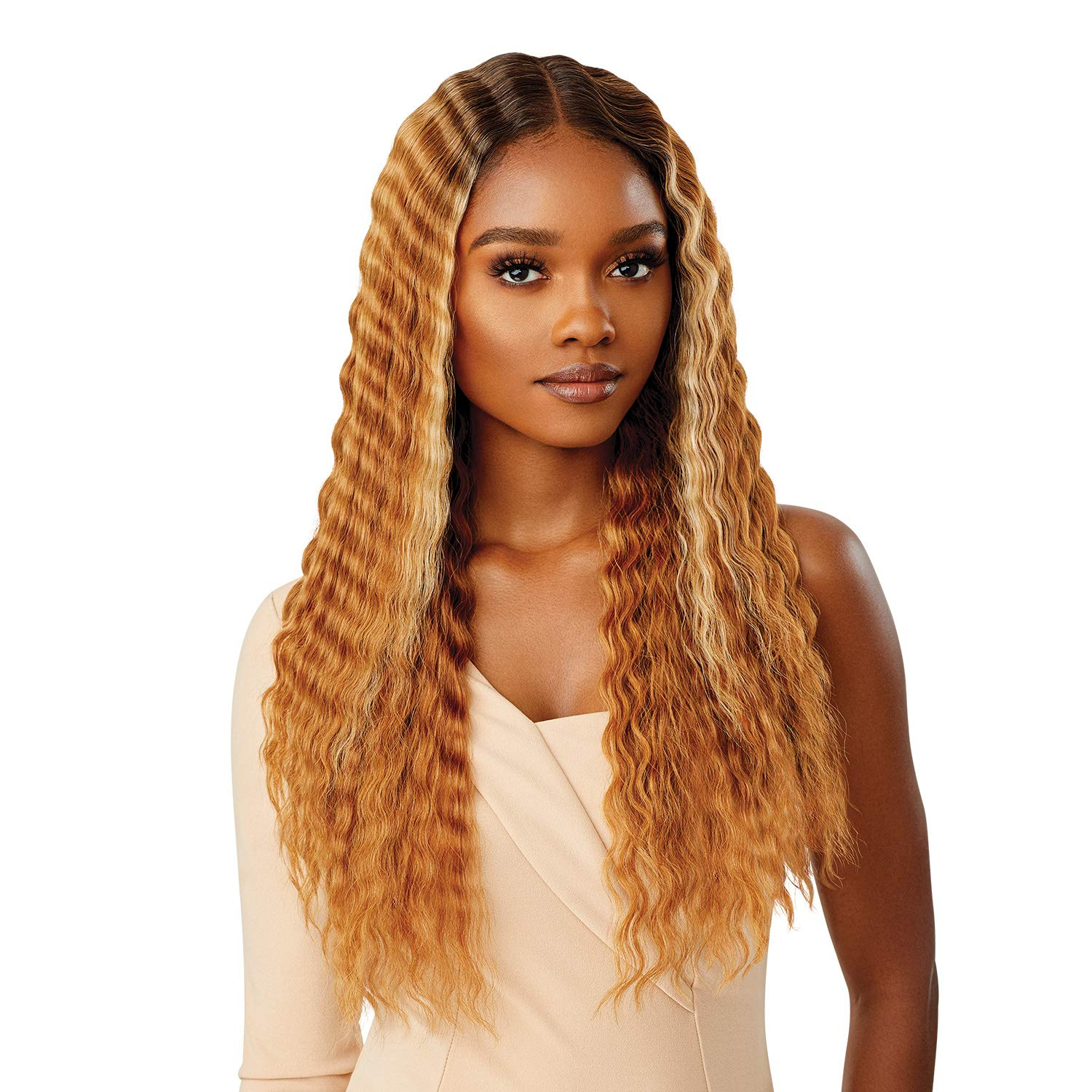 Outre Limited price sale Melted Hairline Lace 1B LILYANA Front Limited Special Price Wig