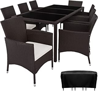 Amazon.fr : Salon Jardin Resine Tressee Encastrable