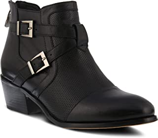 Spring Step Women's Shoes Alethea Leather Bootie