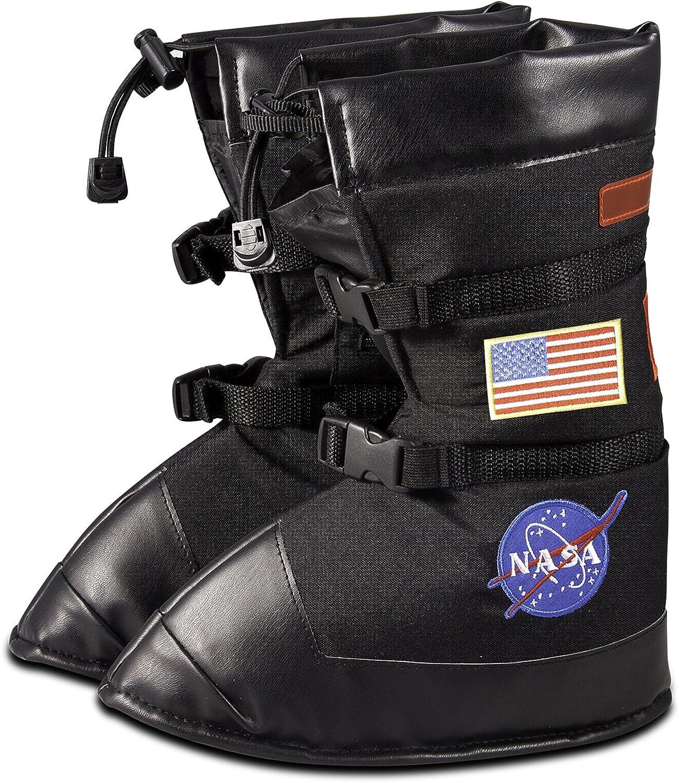 Aeromax ABTB-SMALL Astronaut Stiefel, Schwarz, Gr--e Small