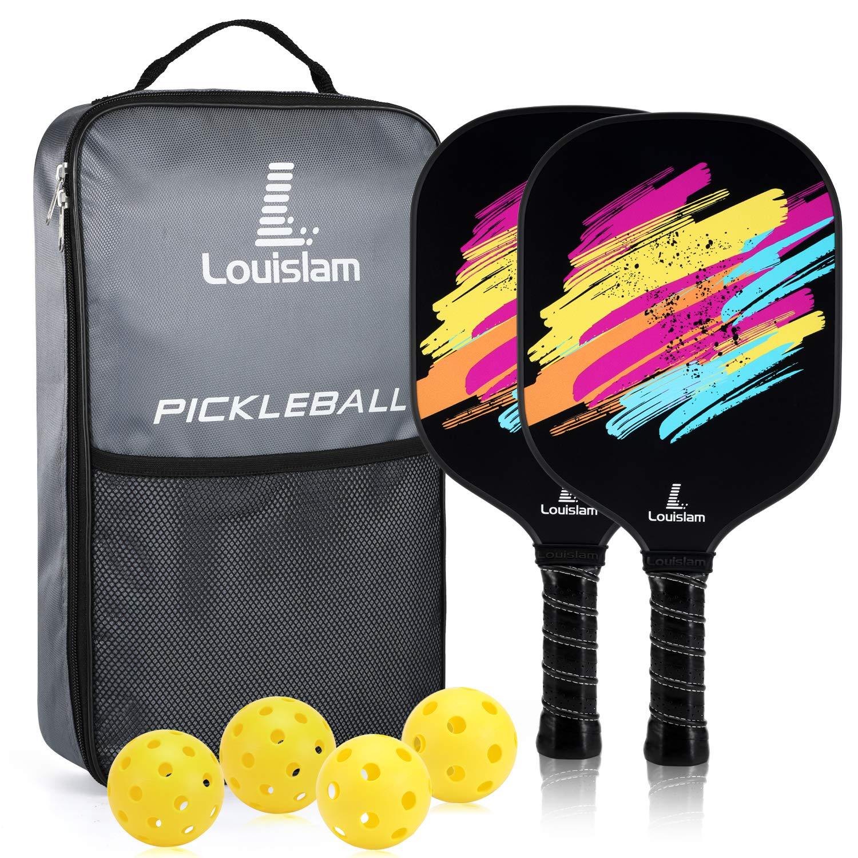 Louislam Pickleball Paddles Graphite Pickleball Paddle -HHQ7