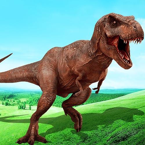 Dinosaur Hunter City Attack Destruction Simulator
