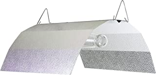 Sun System Grow Lights - Econo Wing - X-Large | Single End | Metal Halide / HPS | Reflector - For Hydroponic and Greenhouse Plant Use