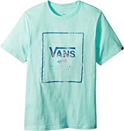 Vans Kids - Print Box Tee (Big Kids)
