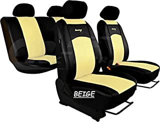 Für B Klasse (W245) Sitzbezüge im Design TUNING 7 Farben