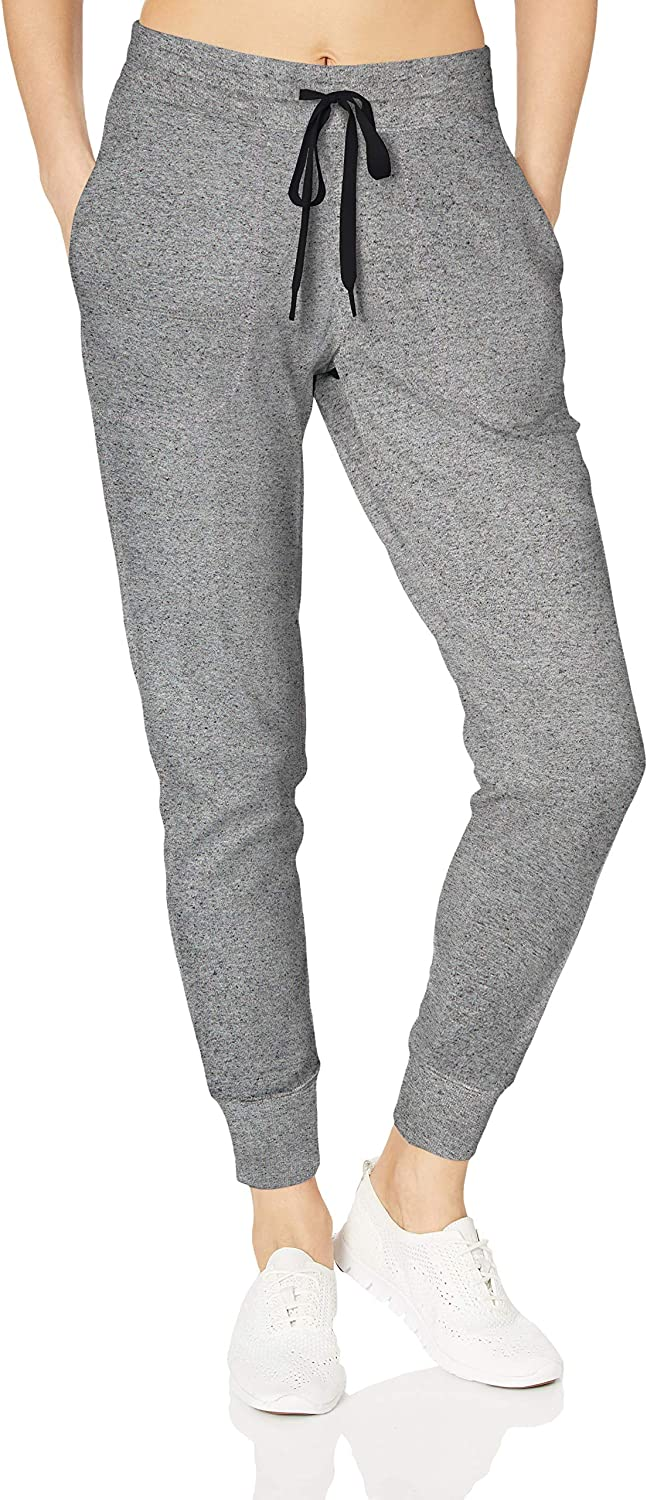 Amazon Essentials Women's Studio Terry Relaxed-Fit Jogger