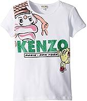 Kenzo Kids - Food Characters Tee Shirt (Big Kids)