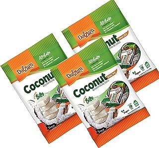 Natural Coconut Macaroon Bites - Individually wrapped coconut snacks Vegan, Gluten Free, Non-GMO (Coconut)