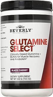 Beverly International Black Cherry Glutamine Select Plus Bcaa, 552 Gram