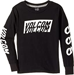 Volcom Kids - Chopper Long Sleeve Tee (Toddler/Little Kids)