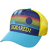 DSQUARED2 - Retro Palms Baseball Cap