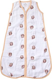 aden by aden + anais Sleeping Bag, Safari Friends- Monkey- S
