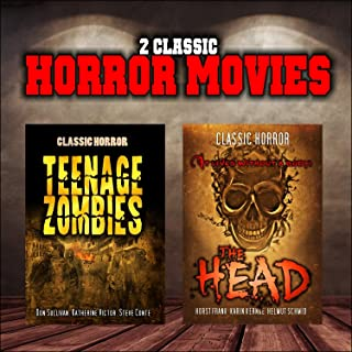 Classic Horror Double Bill: The Head and Teenage Zombies