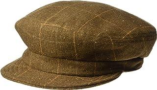 قبعة فيدلر اليونانية غير منظمة للرجال من بريكستون